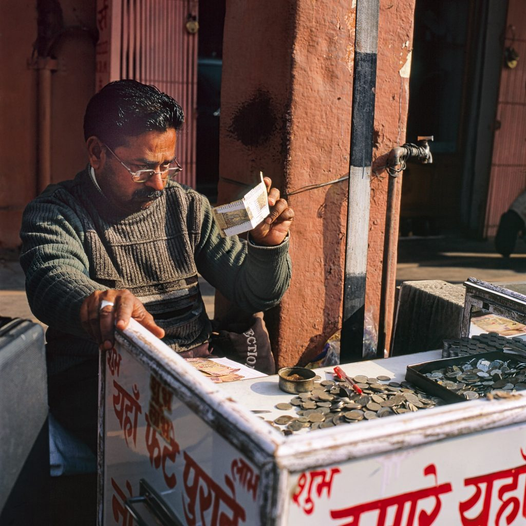 India sularaha reform